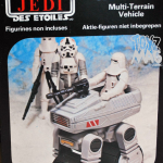Vintage Star Wars du Vendredi : Hoth Mini-Rig égaré dans le désert via la Turquie…