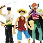 Des figurines One Piece par OBYZ