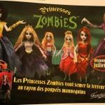 Princesses Zombies par Famosa