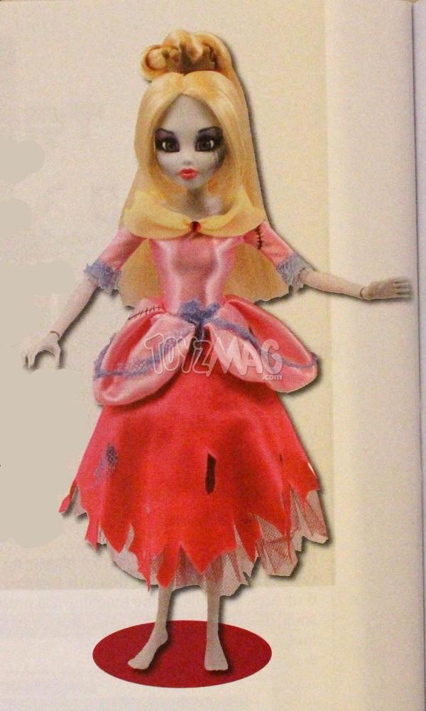 princesses zombies / Once Upon a Zombie /famosa