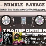 Podcast – Les reviewers de Transformers