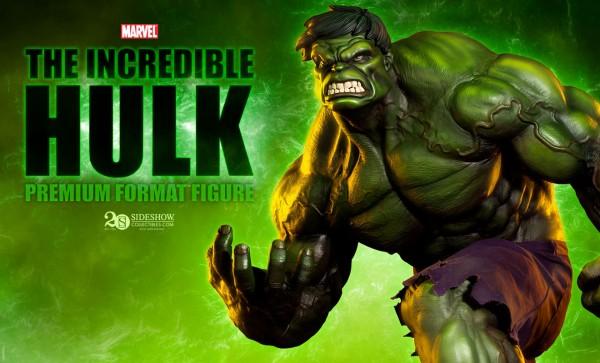 sideshow hulk premium format