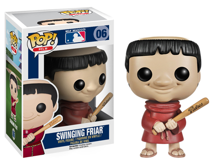swinging friarfunko pop