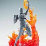 Tamashii habille vos figurines