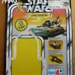 Vintage Star Wars du Vendredi : un X-Wing en métal… à roulettes !