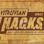 Vitruvian H.A.C.K.S. : la nouvelle gamme de Boss Fight Studio