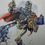 L'Instant Vintage: ToysFocus Dr Cyborn - Skeleton Warriors (Playmates 1994)