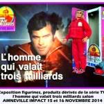 Le RDV du Collectionneur: Jacques alias Bionicman