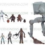 Star Wars Black Series 10cm :  nouveaux multipacks