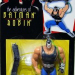 Instant Vintage Bane Animated Series (Kenner 1995)