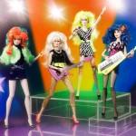 4 nouvelles poupées Jem et les Hologrammes