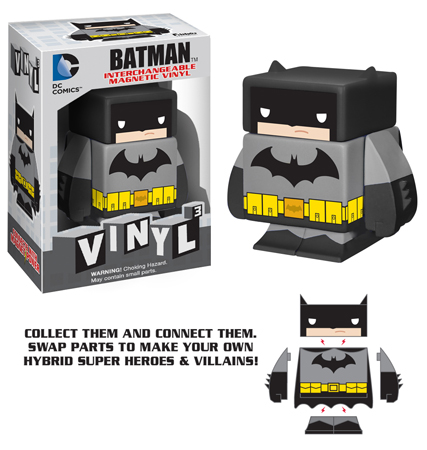 DC Comics Vinyl3 batman