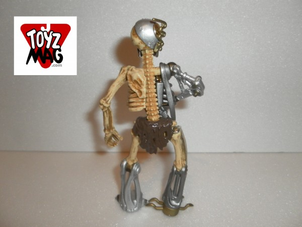 Instant Vintage Dr Cyborn - Skeleton Warriors (Playmates 1994)