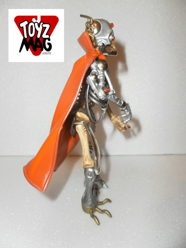 Instant Vintage Dr Cyborn - Skeleton Warriors (Playmates 1994)