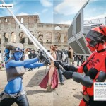 Du Star Wars dans la presse française