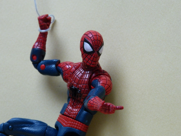 amazing spider-man 2 Marvel legends 11