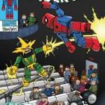 Comics : The Amazing Spider-Man #1 en Minimates
