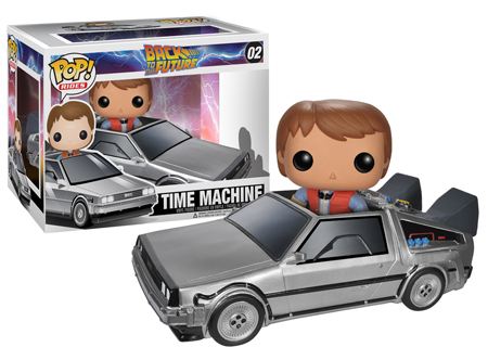 bbtf delorean funko