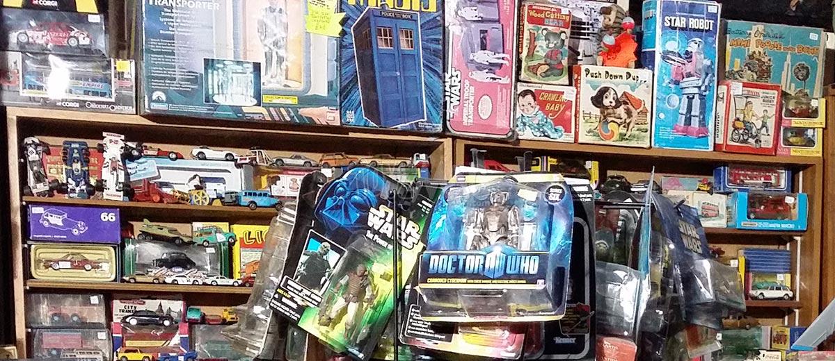 O trouver des jouets vintage londres - Grand magasin de jouet a londres ...