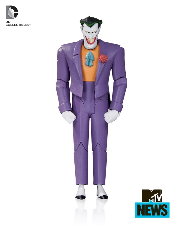 dc collectibles animated batman joker