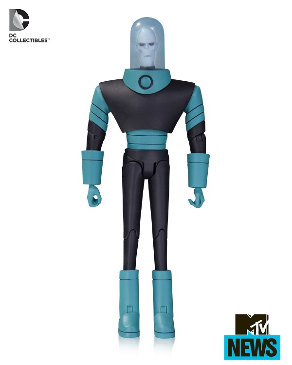 dc collectibles animated batman mrfreeze