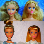 Un Salon de Coiffure pour Poupées: The Dolls Beauty Center