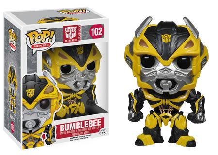funko pop bumblebee tf