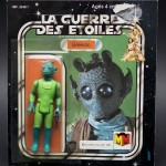 #VSWV : Greedo carte carrée Meccano