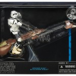 Hasbro : Star Wars Black Series Jabba et Speeder Bike