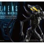 Aliens Colonial Marines : jouets 10cm par Hiya Toys