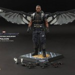 Hot Toys : Falcon (Captain America : The Winter Soldier)