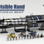 LEGO Cuusoo : nouveau vaisseau Star Wars