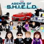 Lego Ideas : Marvel's Agents of SHIELD