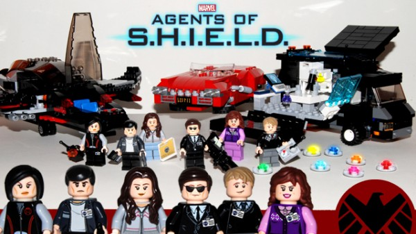 leg marvel agents of shield cuusoo