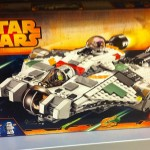 LEGO le plein de Star Wars en magasin