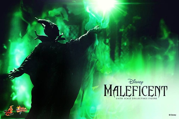 maleficent disney hot toys