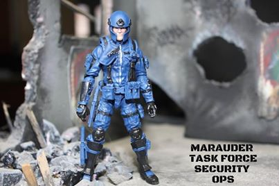 """Guererro"" Stretch Goal Security-Ops paint master prototype"