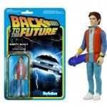 Retour vers le Futur : date de sortie des ReAction Figures