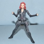 marvel legends black widow captain america 13