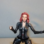 marvel legends black widow captain america 15