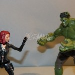 marvel legends black widow captain america 32