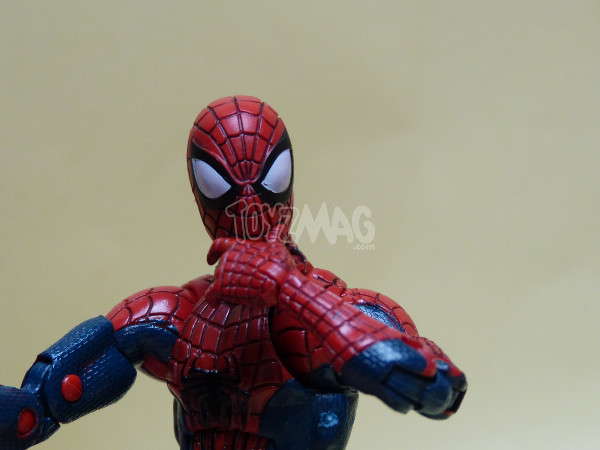 marvel legends spidey 4