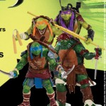 Giochi Preziosi va distribuer les jouets du film Ninja Turtles