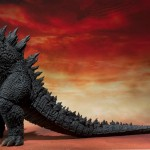 S.H. MonsterArts : Godzilla (2014) par Bandai Tamashii Nations