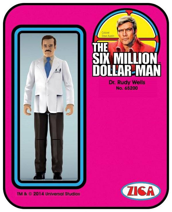 six million dollar man wells