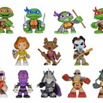 Teenage Mutant Ninja Turtles Mystery Minis par Funko