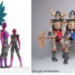 Crowdfunding : succès pour IamElemental & Skeleton Warriors