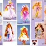 L'instant Vintage : ToyzFocus Dame Boucleline (Mattel) 1986