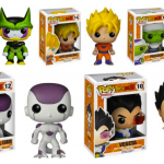 Dragon Ball Z et Black Butler en Pop!