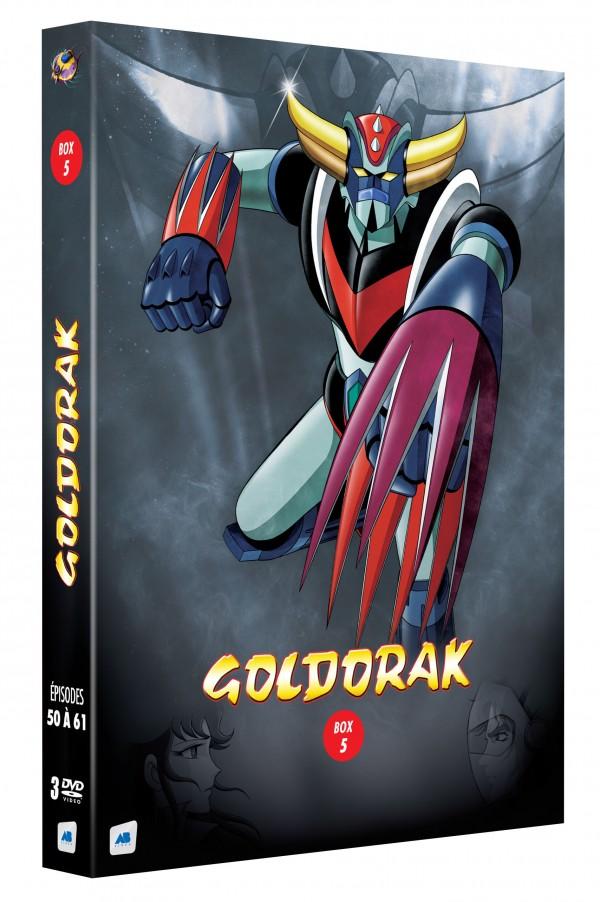GOLDORAK dvd5
